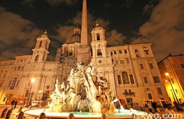 欧洲旅行意大利罗马旅游景点旅游参考地图-乐攻略魔兽斗攻略大陆罗图片
