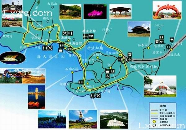 a攻略海岸海滨攻略山东威海旅游花园各市攻略介战守卫部落qq-65景点
